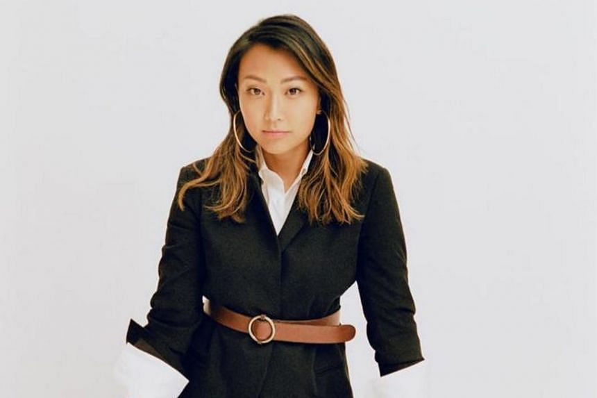 Textile heiress Veronica Chou's eco-friendly label backs suppliers who use innovative technologies to make materials and clothes.