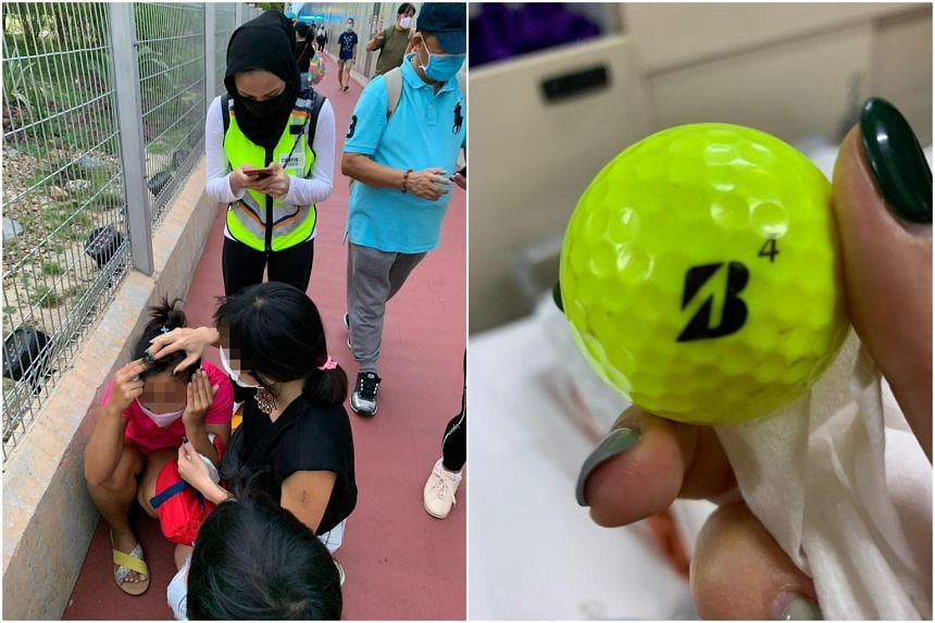Tanah Merah Country Club said it is working with Changi Airport Group on improving the track's safety features.