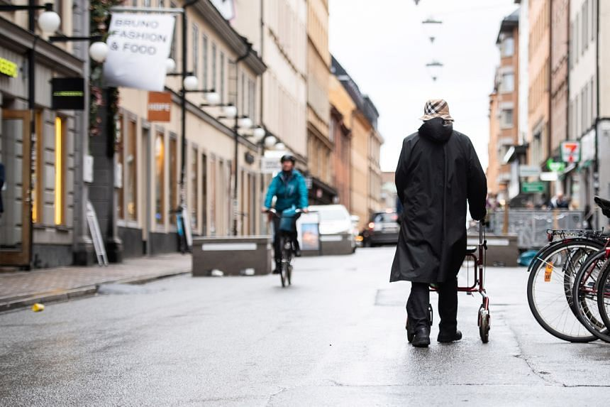 After two months of declining cases in July and August, Sweden has seen infections rise steadily since mid-September.