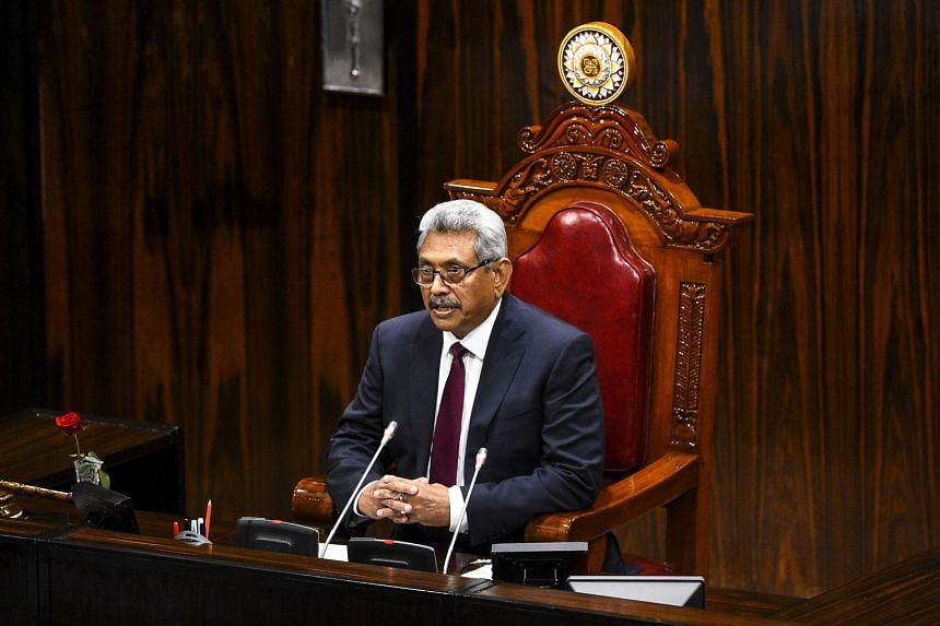 President Gotabaya Rajapaksa now has powers to appoint top officials and dissolve the legislature.