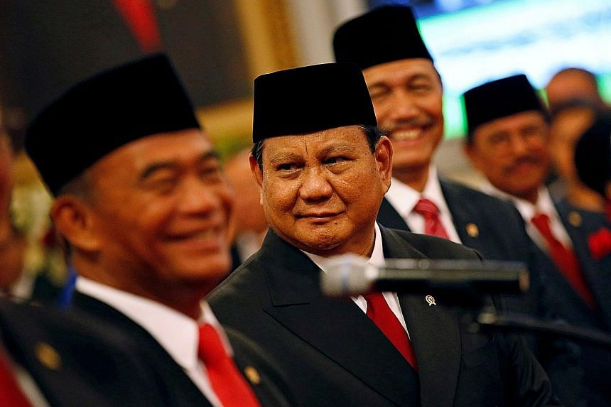 Indonesian Defence Minister Prabowo Subianto was invited to Washington earlier this month, effectively ending two decades of being blacklisted by the US over alleged human rights abuses.