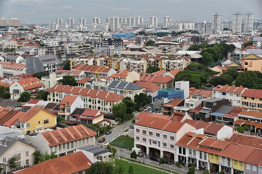 The Urban Redevelopment Authority's private home price index rose 0.8 per cent in the third quarter from the previous three months. Meanwhile, prices of resale HDB flats rose 1.5 per cent after edging up 0.3 per cent in the second quarter.