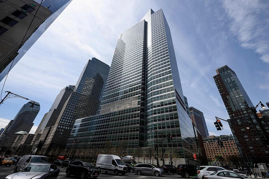 Goldman Sachs' headquarters in New York City. The bank is said to have violated the US Foreign Corrupt Practices Act.