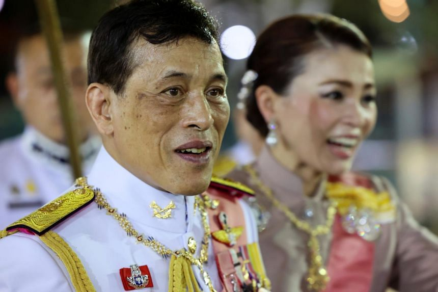 The protesters want the monarchy to be reformed and the powers of 68-year-old King Maha Vajiralongkorn curbed.
