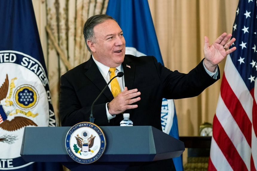 US Secretary of State of Mike Pompeo will travel to India, Sri Lanka, the Maldives and Indonesia.