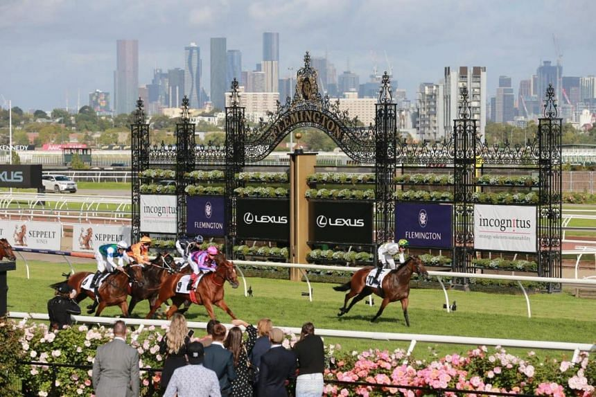 Despite hopes that some sort of crowd would be allowed, the Victoria Racing Club conceded that it would not be possible.