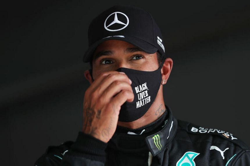 Lewis Hamilton (above) overtook Michael Schumacher as the most successful Formula One driver of all time in terms of race wins.