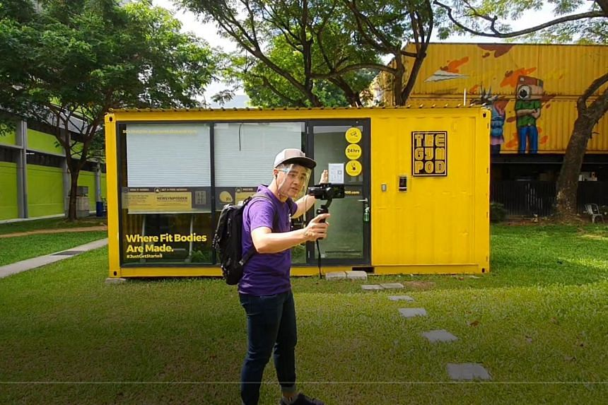Virtual local tours and experiences are attracting foreigners curious to learn about the sights and sounds in Singapore.