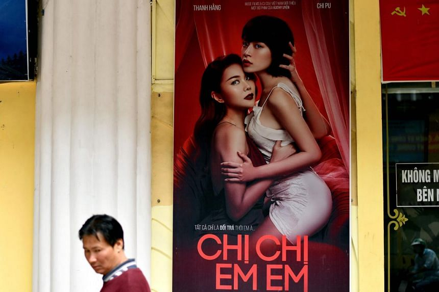 Chi Chi Em Em - or Sister Sister - featured at Asia's biggest film festival this week after a strong performance at the Vietnamese box office.
