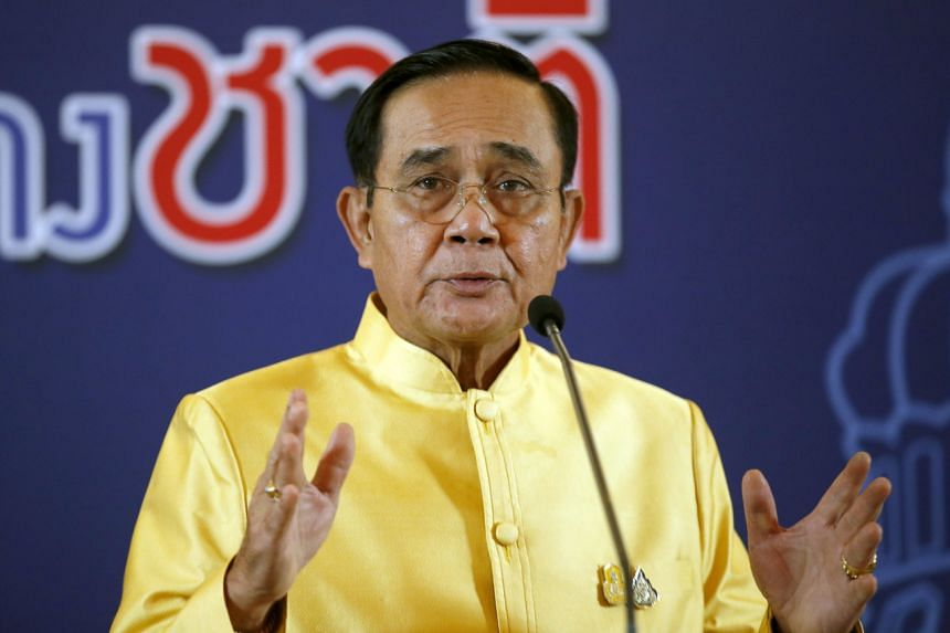 Thai Prime Minister Prayut Chan-o-cha has said the government is open to amending some unspecified parts of the constitution.