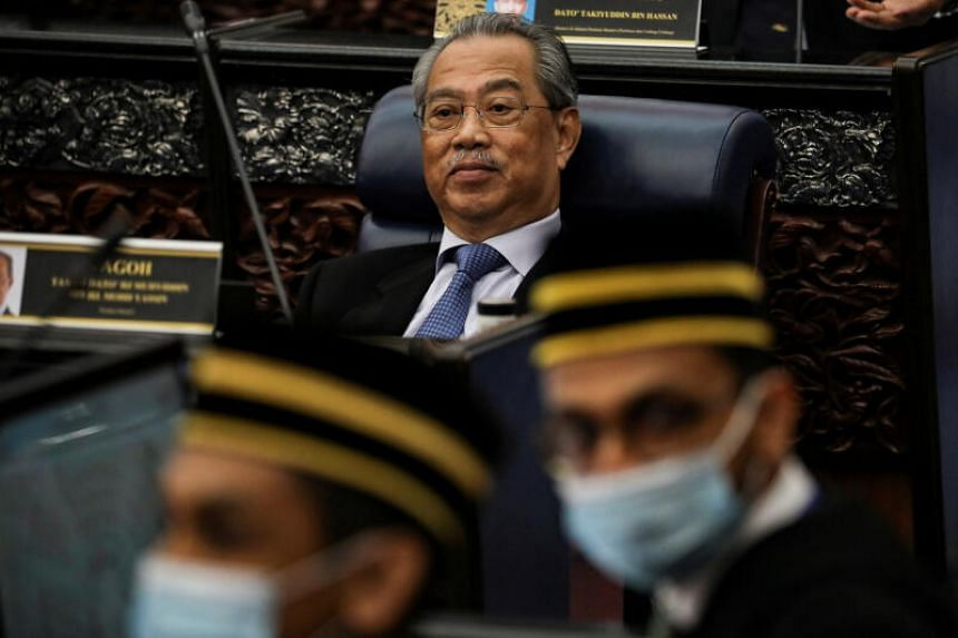 Calls for Malaysian Prime Minister Muhyiddin Yassin to vacate his office continued to gather momentum.