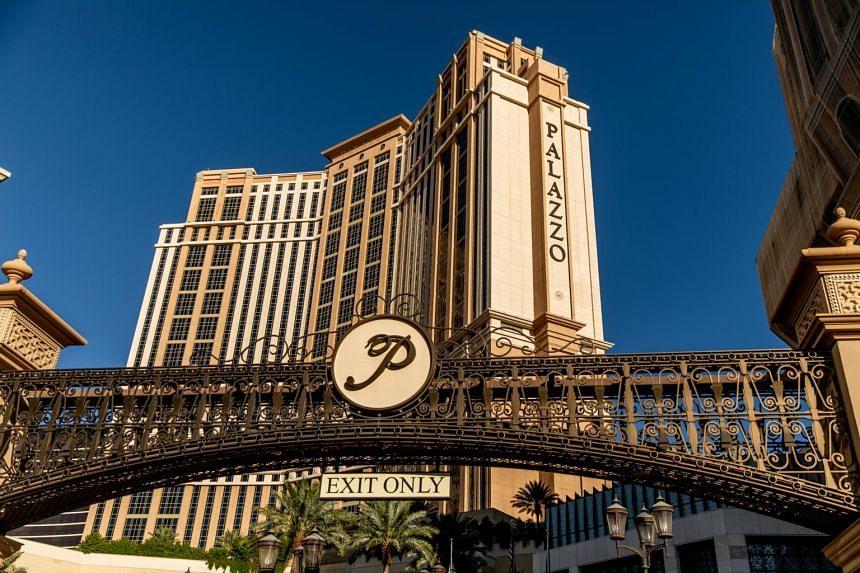 The portfolio includes the Venetian Resort Las Vegas and the Palazzo.