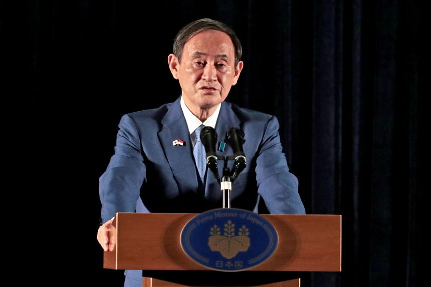 The Prime Minister has vowed to secure enough vaccines for all Japan residents by next June.