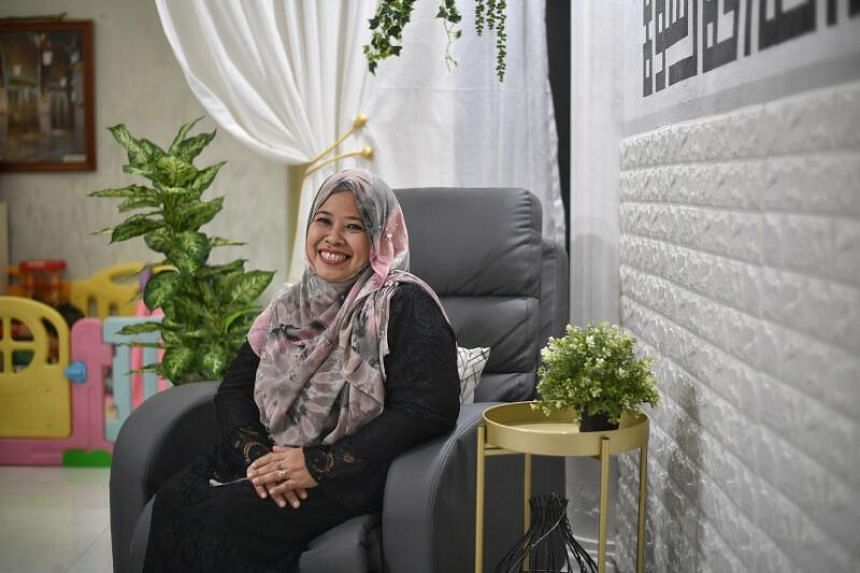 Madam Sarimah Amat was recognised as the inaugural Yishunite of the Year.