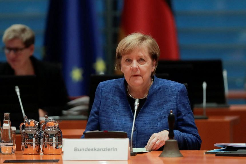 Chancellor Angela Merkel warned that Germany's health system could hit breaking point if coronavirus infections continue to spiral.