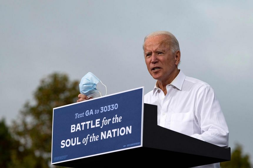 Mr Biden is proposing a US$4 billion aid package for Central America to address the causes of illegal migration.