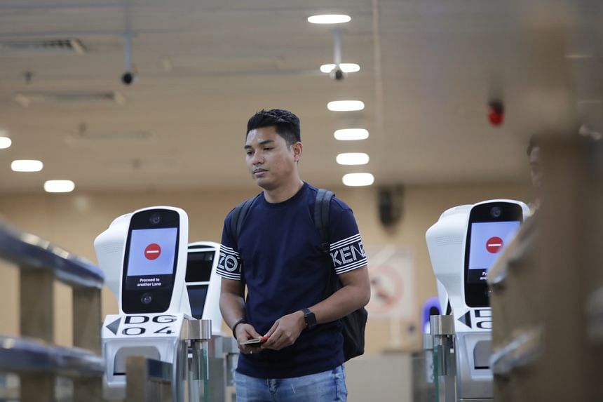 ICA said the technology will provide even more reliable authentication of the identity of travellers.