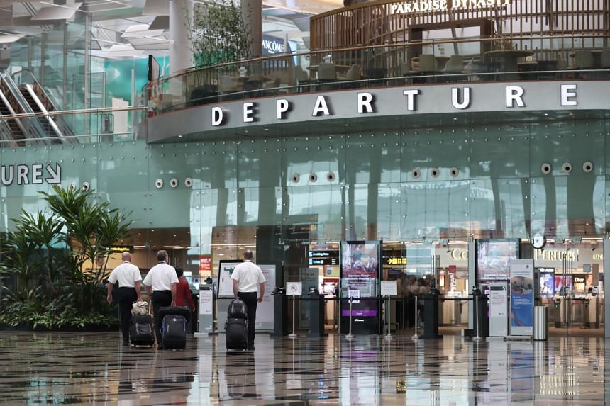 The move is part of a slew of measures to reopen Singapore's borders and revive the Changi air hub.