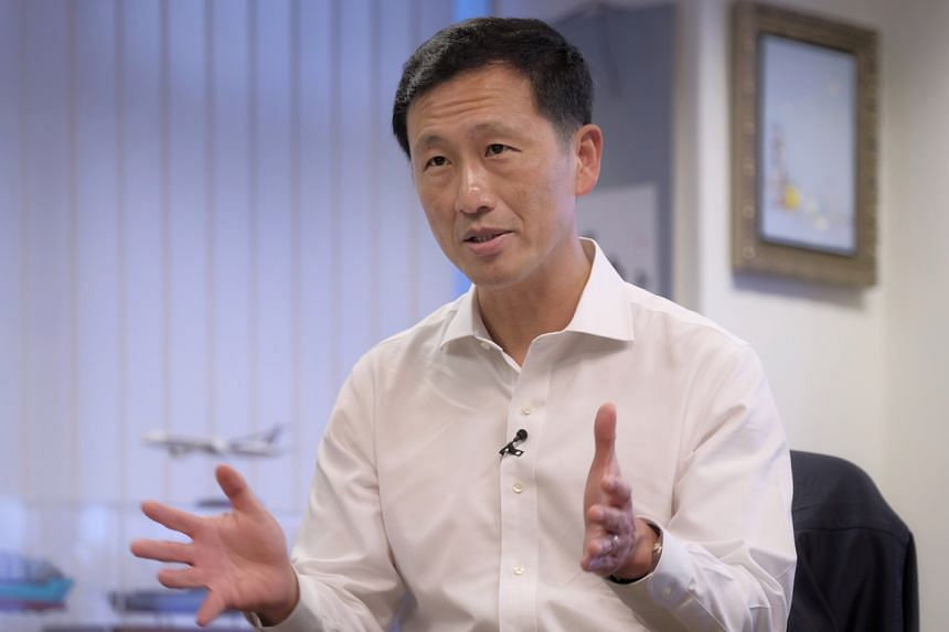 Transport Minister Ong Ye Kung said the quota of travellers may be increased as operations stabilise.
