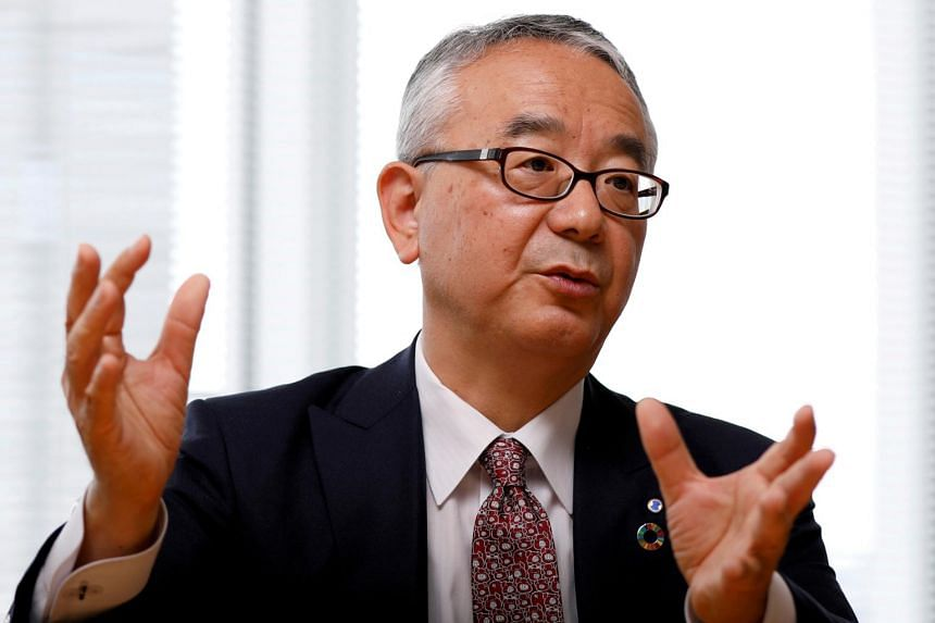 Shionogi chief executive Isao Teshirogi said the company plans to put its vaccine candidate into Phase 1 clinical trials in December.