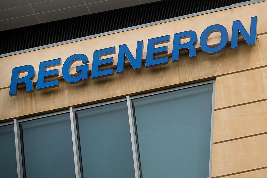 Regeneron is considering a change to the dosing it's using in other outpatient studies that are underway.
