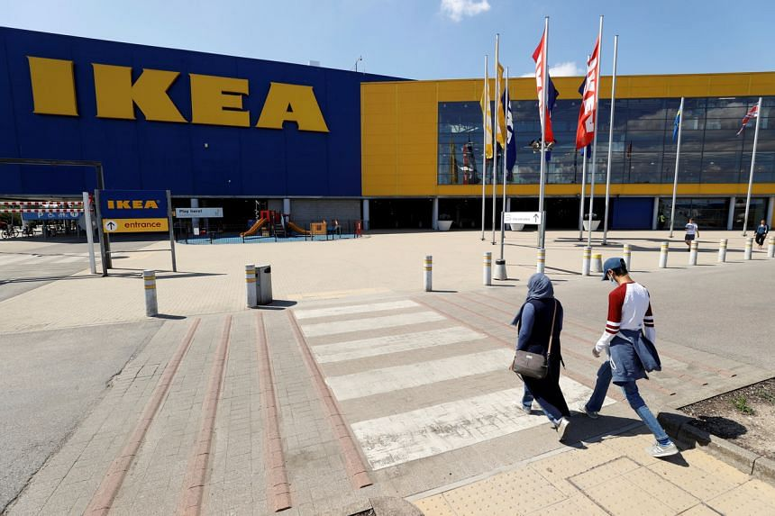 Alongside Ikea, Ingka Centres is shifting focus to smaller inner-city locations as it adapts to changing consumer behaviours.