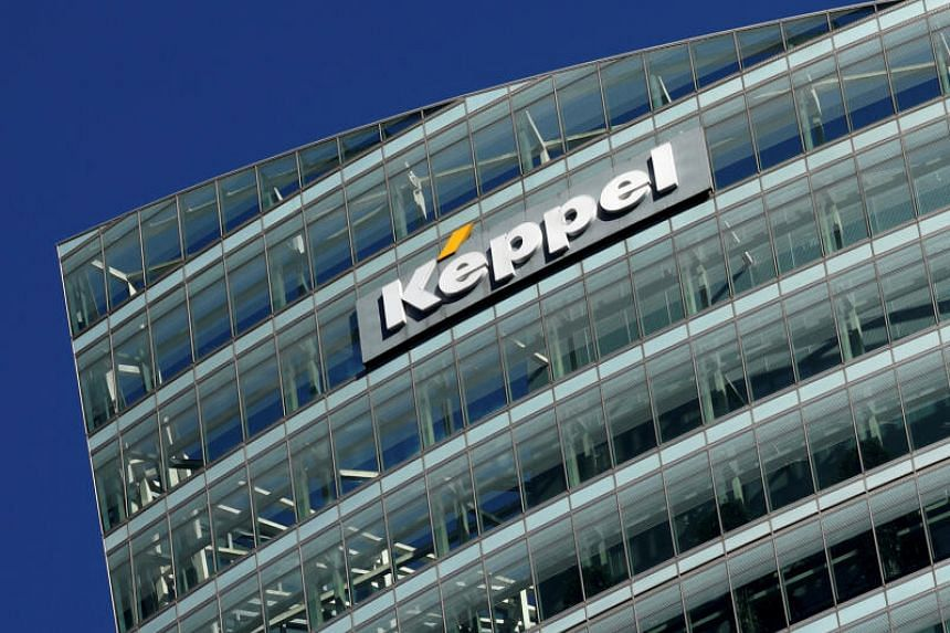 Keppel Corporation's revenue for the nine months was at $4.8 billion.