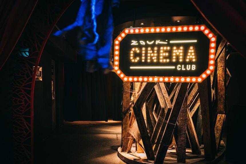 Zouk Cinema Club.