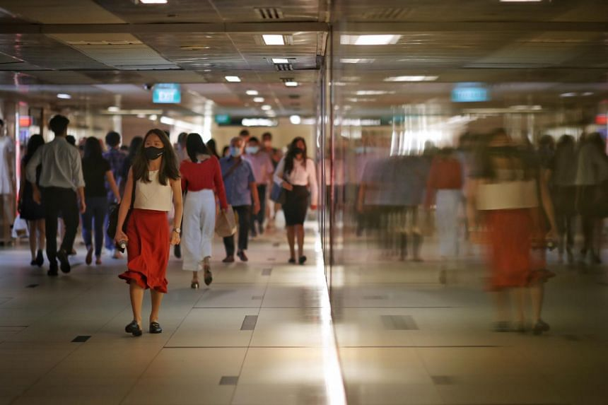 Around 2.34 million Singaporeans and permanent residents were employed in September.