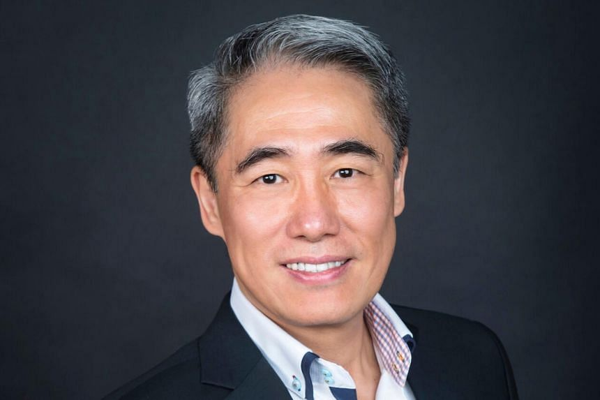 Dr Shi, 56, founded Nanofilm in 1999 with US$300,000.