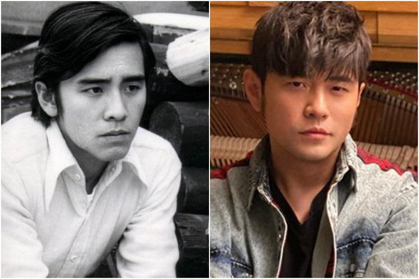John Chiang said he would have retired by now if Jay Chou was his illegitimate son.
