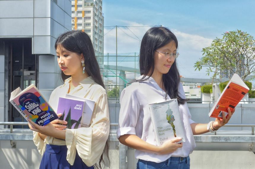 Journalists Olivia Ho (left) and Toh Wen Li break down the 2020 Booker Prize's unusually diverse shortlist ahead of the winner's announcement on Nov 19.