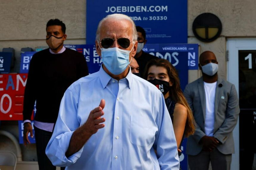 Mr Joe Biden is already using his bully pulpit to promote and reinforce a culture of mask-wearing.