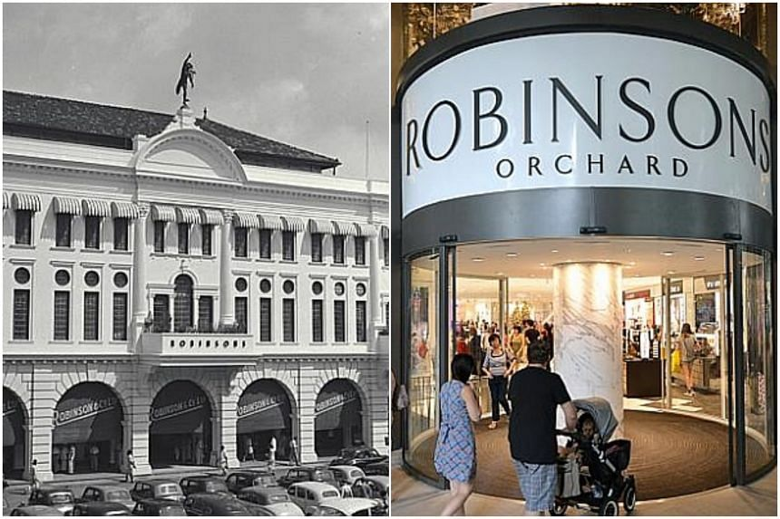 Robinsons is liquidating its two department stores at The Heeren and Raffles City Shopping Centre.