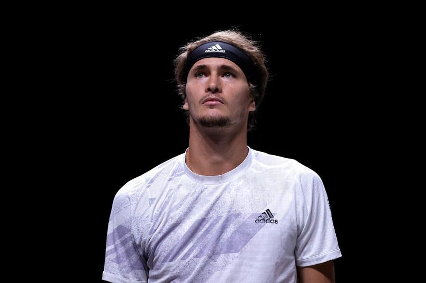 Alexander Zverev denies domestic abuse allegations made by former girlfriend Olga Sharypova