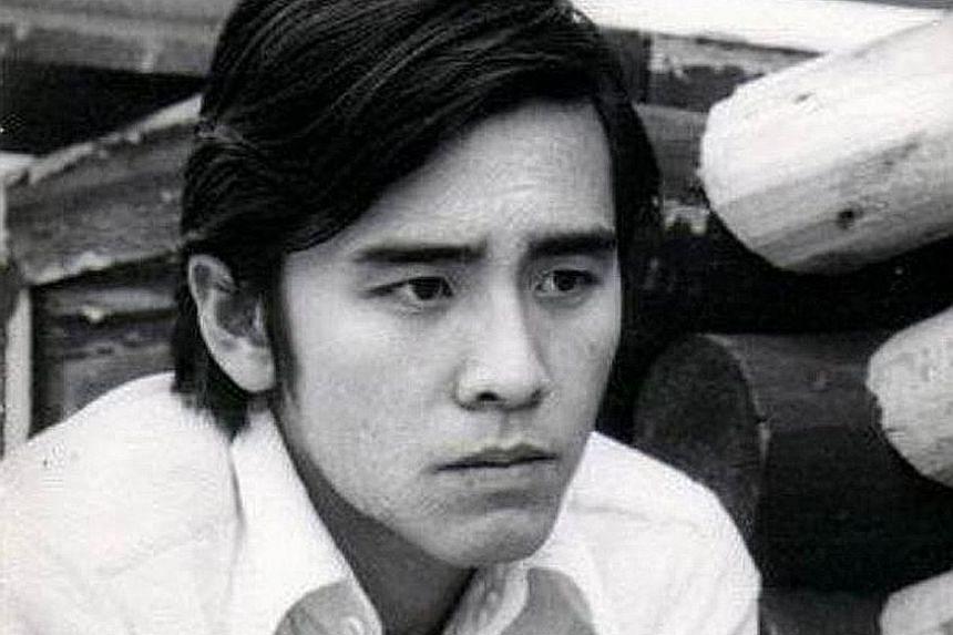 Veteran Hong Kong actor John Chiang.