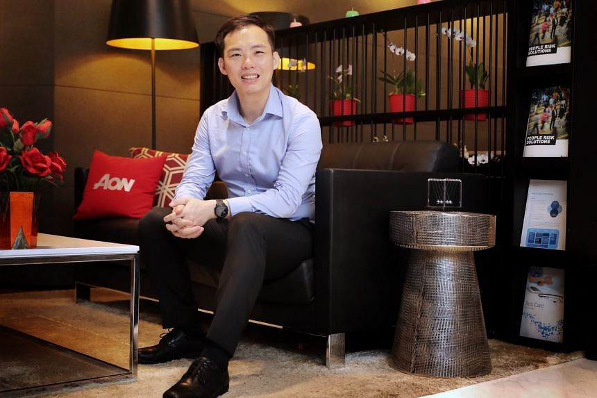 Mr Sunny Neo, director and red team lead for professional services firm Aon's cyber solutions in Asia, leads a team of ethical hackers to conduct adversary simulations for clients to assess how well they handle attacks.