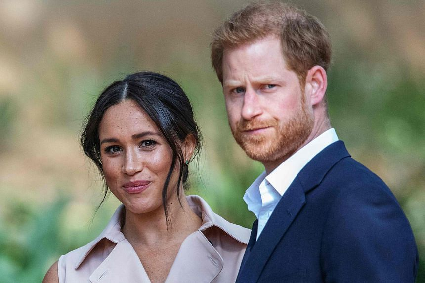 Britain's Prince Harry and his wife Meghan Markle in a 2019 file photo. A British newspaper group last month won a ruling to amend its defence against a claim by Markle for breach of privacy and copyright.