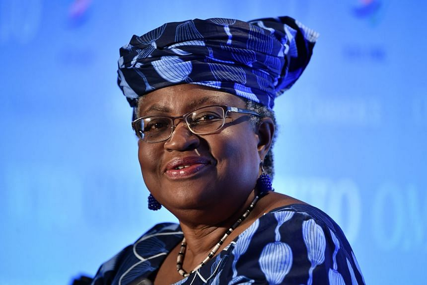 CANDIDATE #1: MS NGOZI OKONJO-IWEALA Nigeria's former finance minister has garnered the most support among members to become the next global trade chief, said a WTO spokesman.