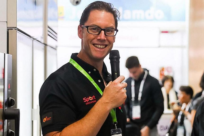 Dr Richard Swinbourne is the team lead of nutrition at the Singapore Sport Institute.