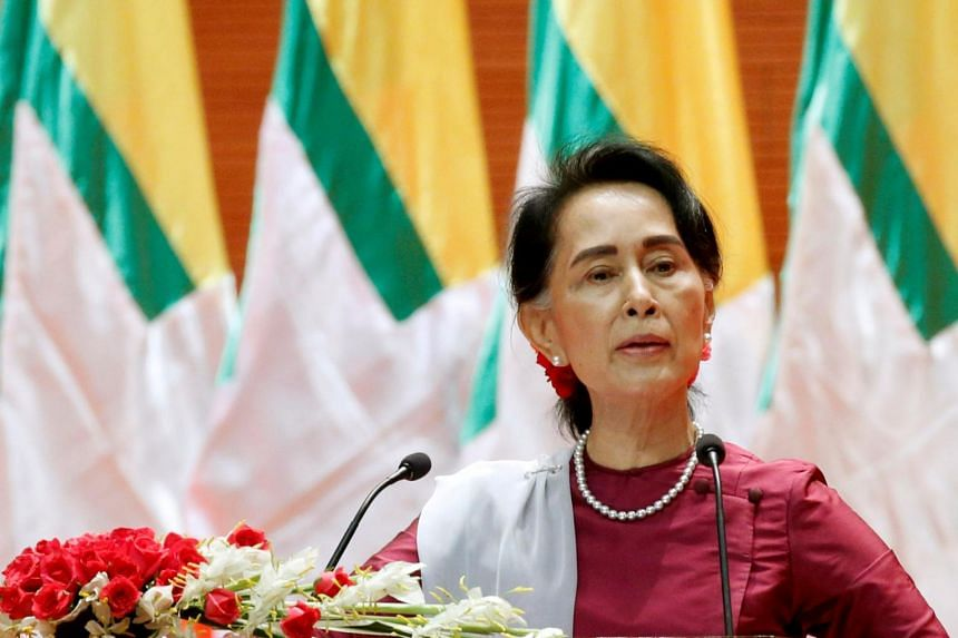 Ms Aung San Suu Kyi has been accused of micromanaging and suppressing dissent.