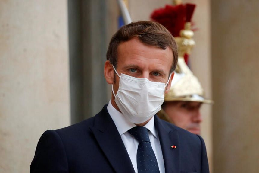 President Emmanuel Macron has been beset by a succession of crises.