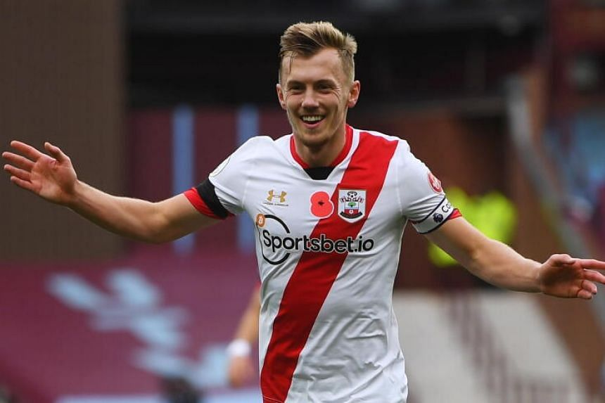 Birthday boy Ward-Prowse steers Saints to Villa win