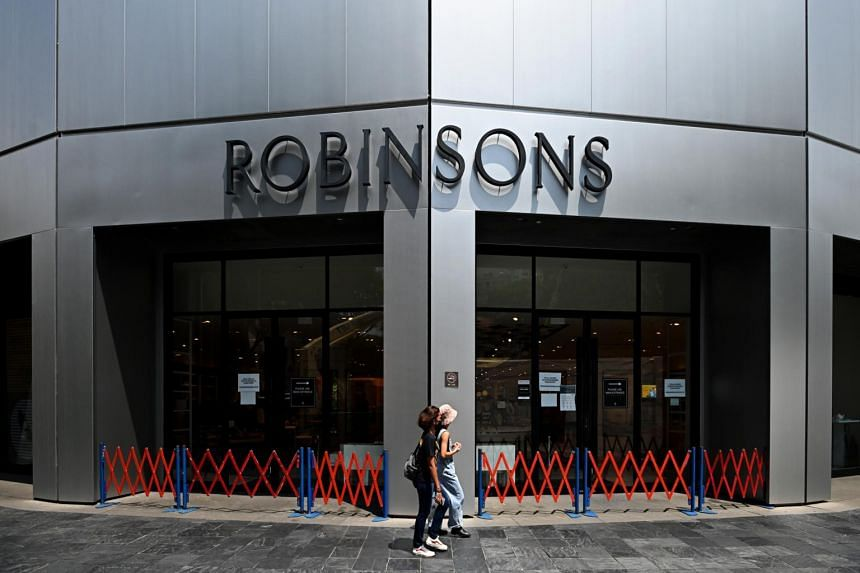 More brands under Dubai-based conglomerate Al-Futtaim, which owns Robinsons, may also follow suit with closures.