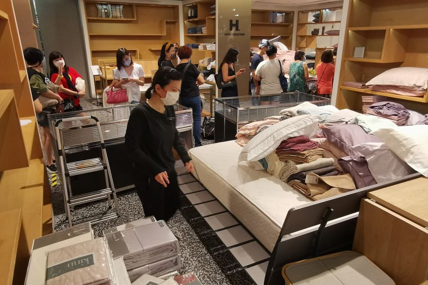 Singapore's consumer watchdog received 18 complaints related to consumers seeking a refund for mattresses they pre-paid Robinsons in full.