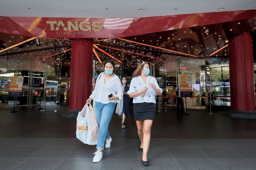 Tangs has tried to stay relevant in recent years.
