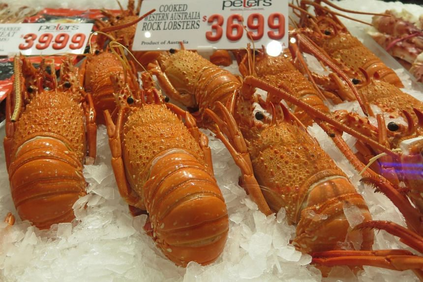 In 2018/19, China was the destination for about 94 per cent of Australia rock lobster exports.