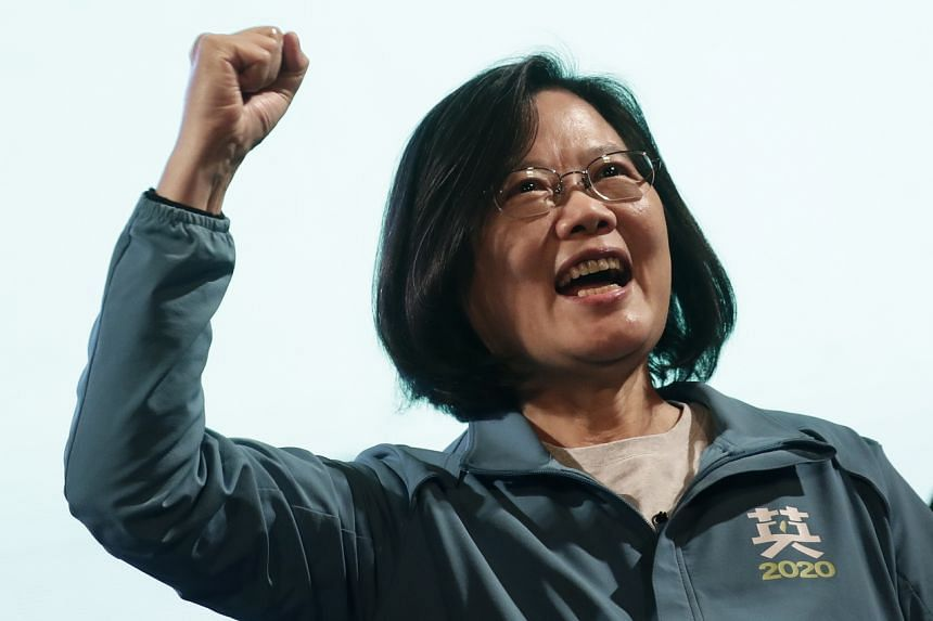 Taiwan's first female president Tsai Ing-wen is leading a diverse group of women holding key positions in the government.