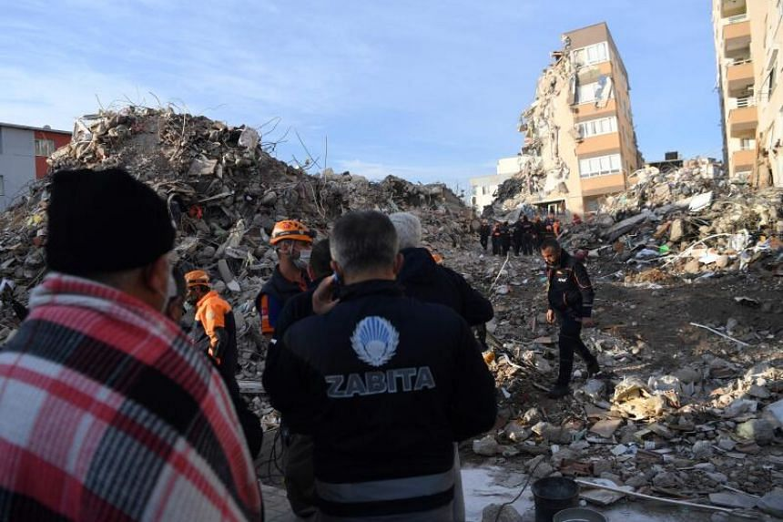 Another child pulled out alive from rubble, 91 hours after Turkey natural disaster