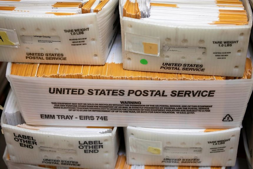 USPS Rejects Order to 'Sweep' Facilities for Unsent Ballots